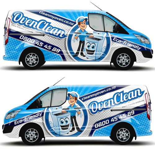 01840479c0 Eye catching mobile billboard (van wrap logo and contact details ...