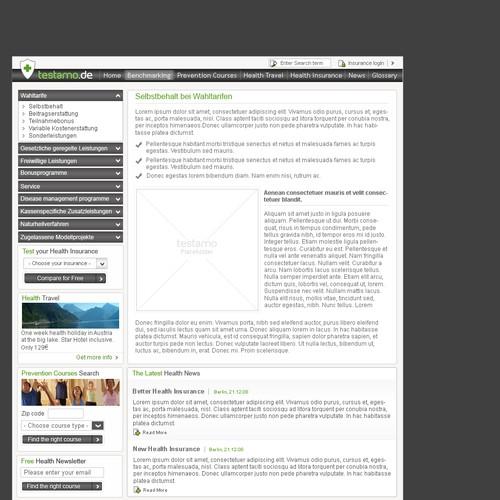 Design finalista por Fernando's Design