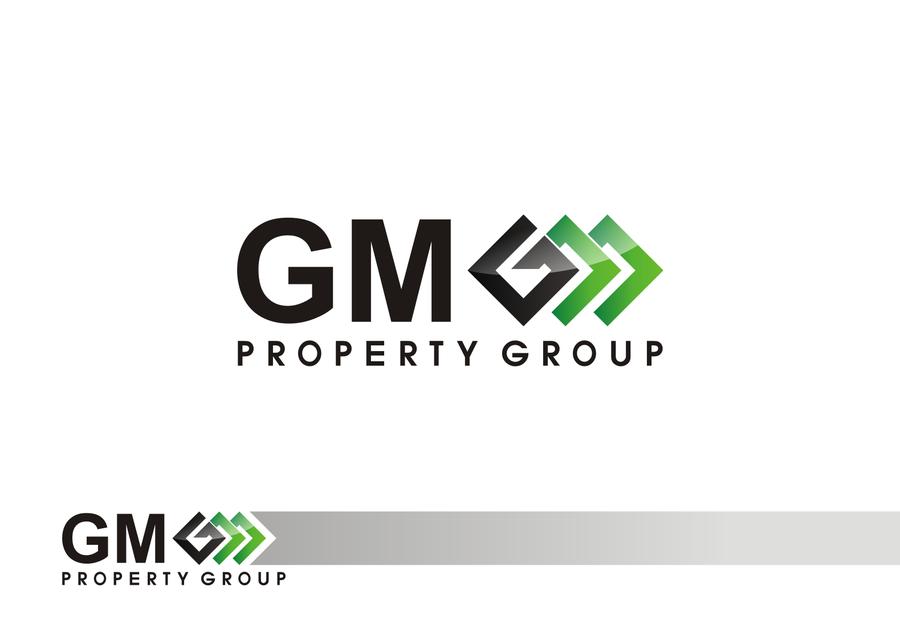 Logo for gm property group logo design contest for Home decor logo 99 design contest