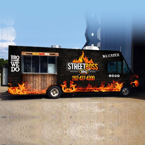 The Street Boss Food Truck