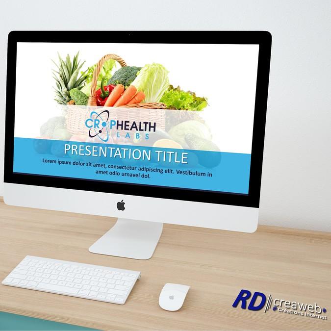 Winning design by RD-Creaweb