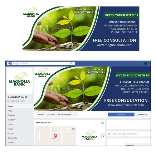 how to make engaging facebook cover photo