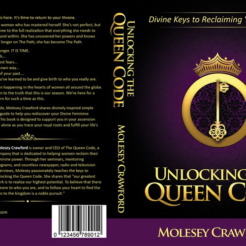 Business Book Cover Queen : Queen book cover contest