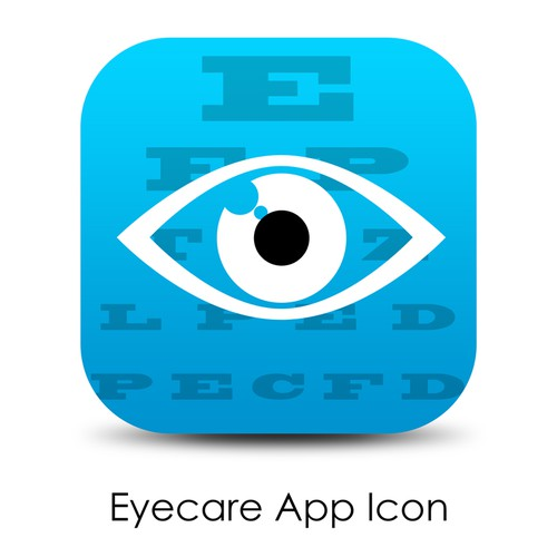 Create An Icon For Eyecare Optometry Office App Icon Or