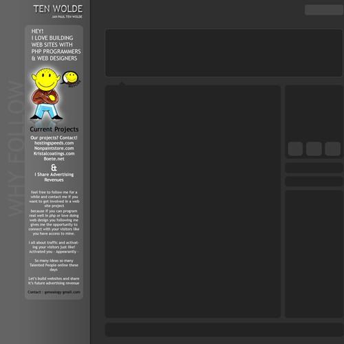 Design finalista por dinahao