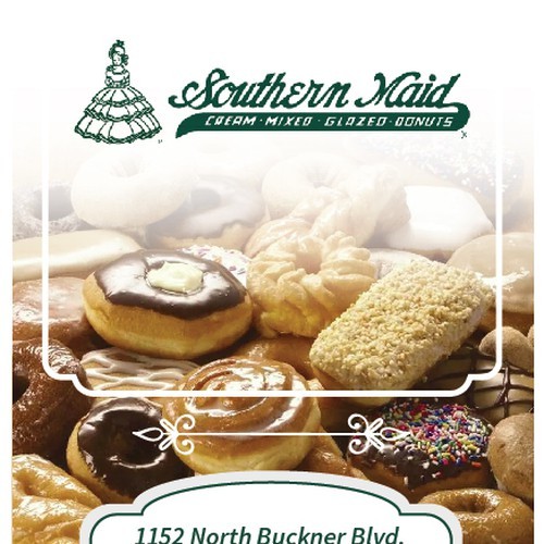 Create an ad for Southern Maid Donuts Design by bpdgroup