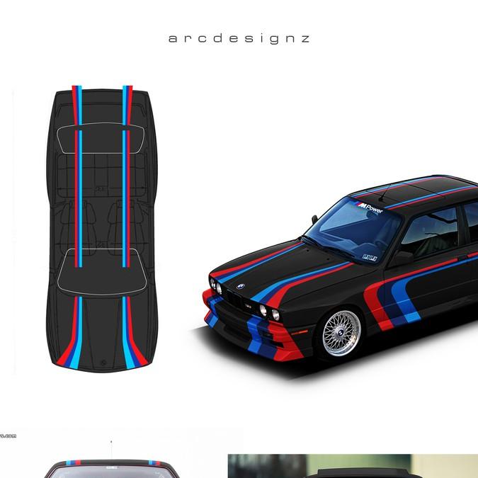 Winning design by ArcDesignz