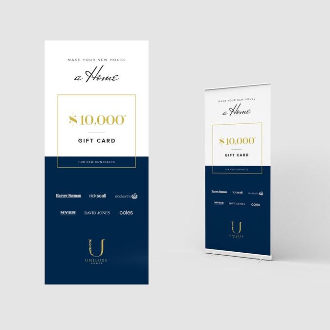 Winning design by Emanuel Dumitrescu