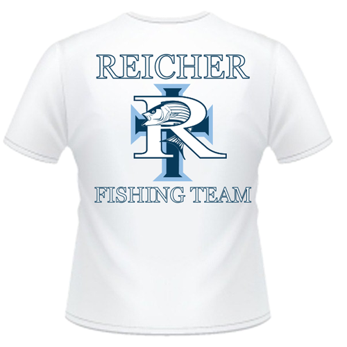 Reicher fishing team t shirt graphic other business or for Fishing team shirts