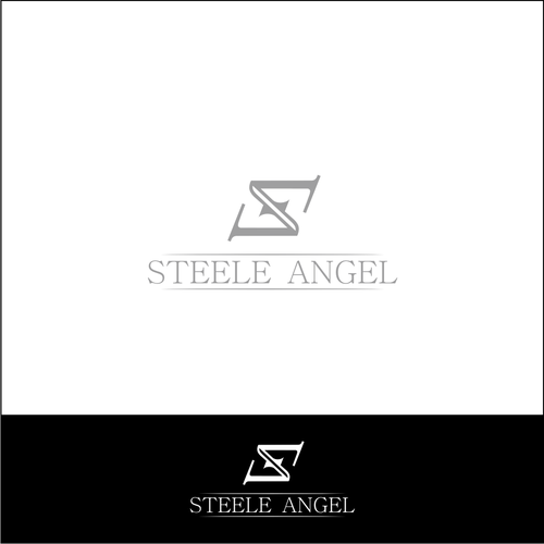 steele & angel | Logo design contest