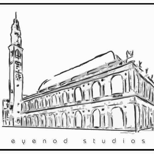 Zweitplatziertes Design von eyenod