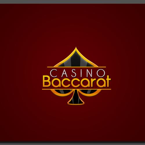 Casino baccarat needs a new logo | Logo design contest | 99designs