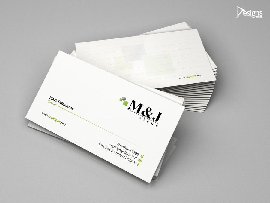 Gewinner-Design von DesignsTRIBE