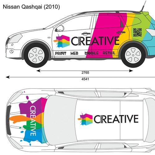 Runner-up design by Reidesigns
