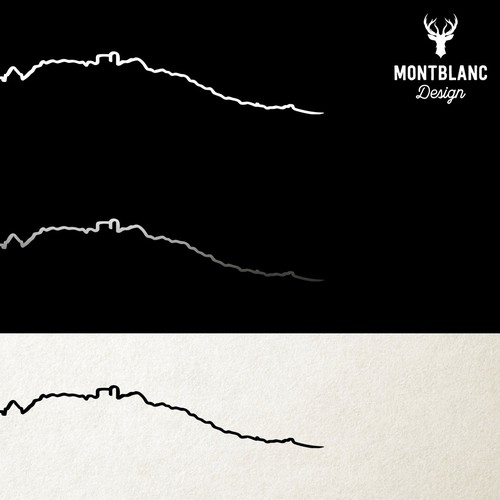 Runner-up design by MontBlancDesign