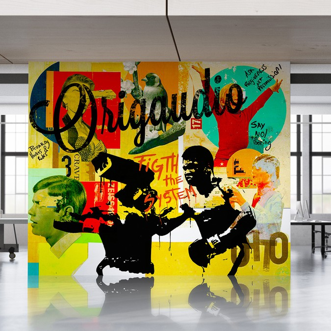 Gewinner-Design von Maurojaurenart