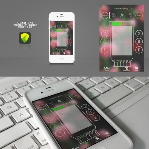Ontwerp van finalist Lilu Design