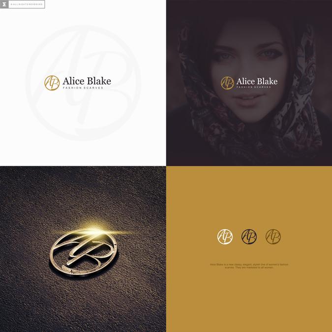 Create a logo for a New Brand of Scarf | Logo design contest