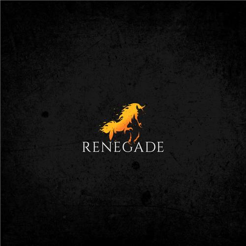 Entertainment Film & TV Studio Branding - Logo - RENEGADES need only apply Design by Original Process