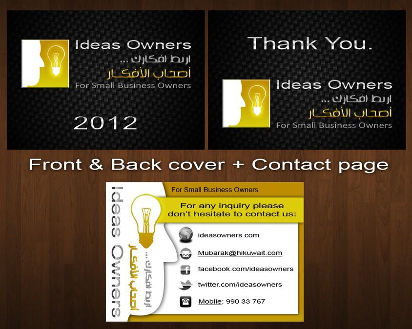 Winning design by Timea (QuintMedia)