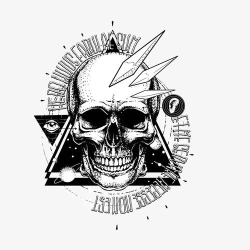 Diseño finalista de _Trickster_