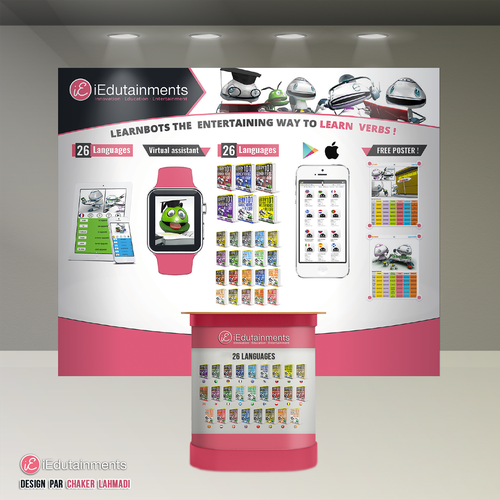 Exhibition Stand Giveaways : Exhibition stand meters signage contest