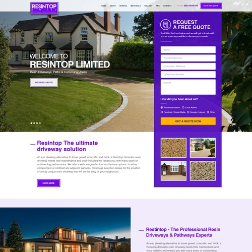 Zweitplatziertes Design von Web2byte