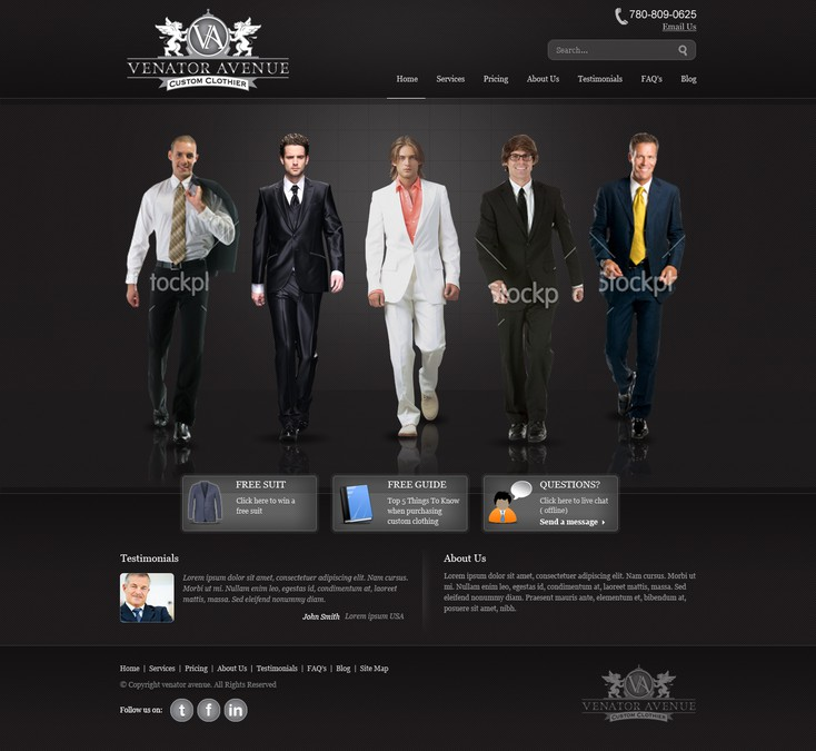 Winning design by codac