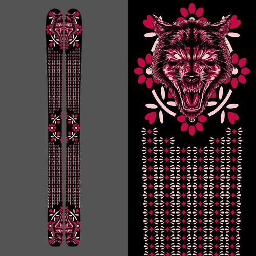 Runner-up design by Orbus Deadsign