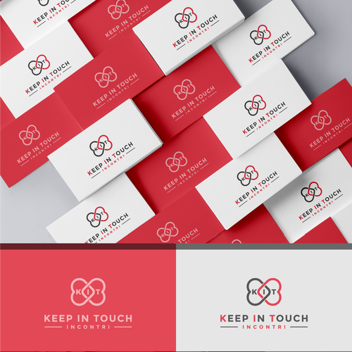 Keep In Touch Lo Go And Lo Ve Logo Design Contest 99designs