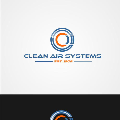 Create a stand out logo for clean air systems indoor air for Indoor air quality design