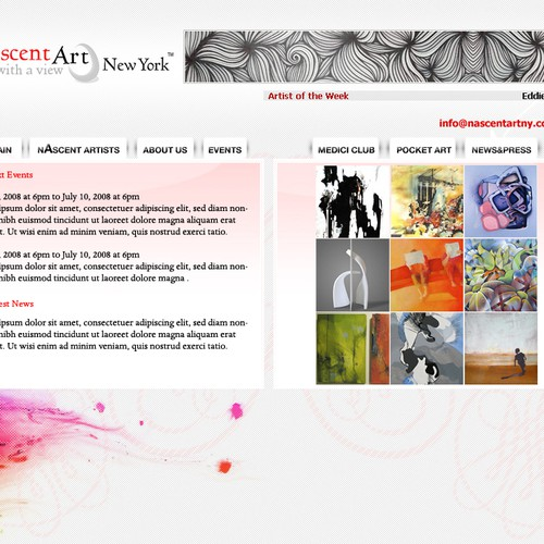 Design finalista por lalette