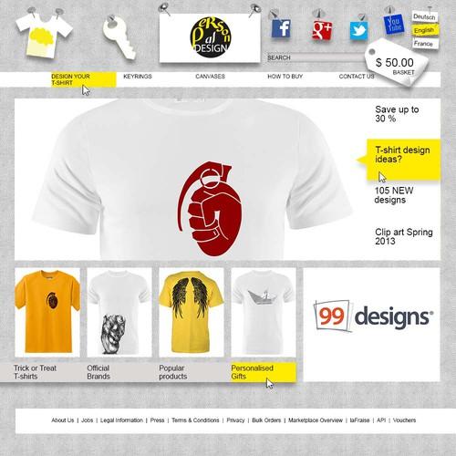 Runner-up design by Poliksena