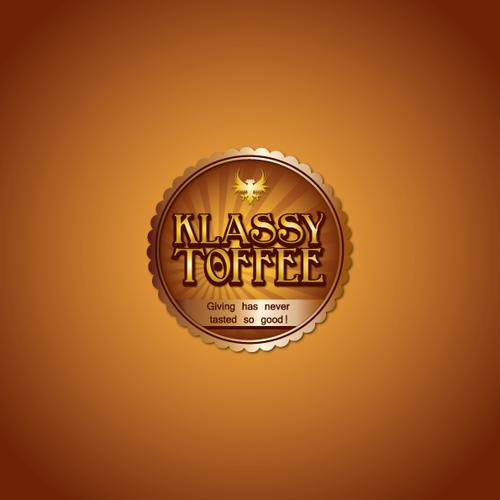 KLASSY Toffee needs a new logo Design by aria.anna