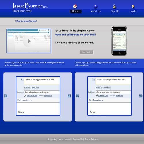 Zweitplatziertes Design von webpablo
