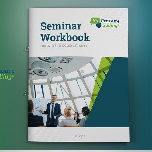 Create a game changing seminar workbook template | Other ...