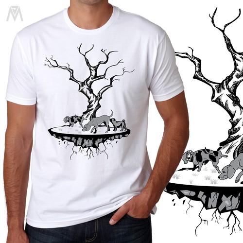 Diseño finalista de M.J. (Mladen Janković)