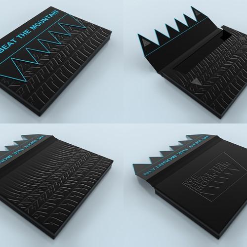 Zweitplatziertes Design von desert_fox99