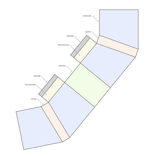 Diseño finalista de meeva