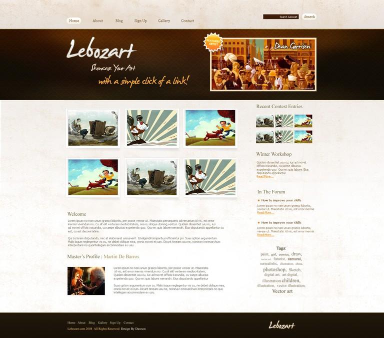 Design vencedor por hyr0gen