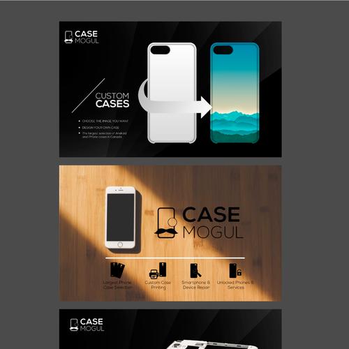 Diseño finalista de David & Graphics