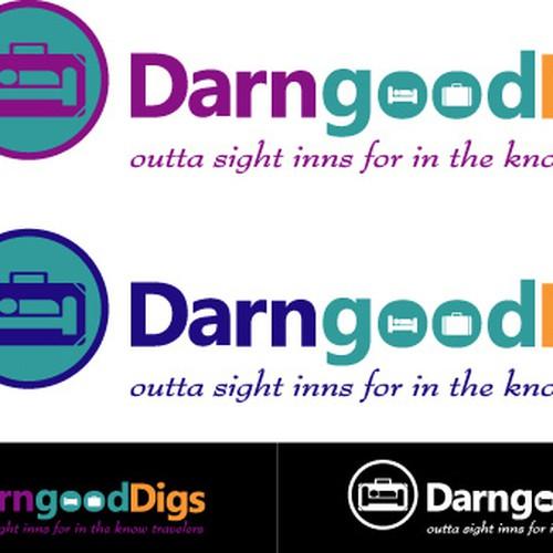 help quot darn good digs quot create their website s new banner logo logo design contest