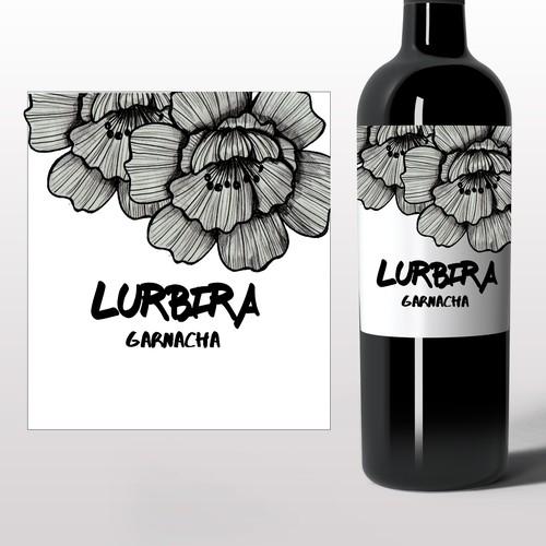 Design a spanish wine label to appeal to the millenial generation. Ontwerp door aline p