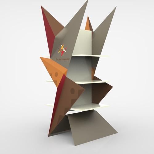Runner-up design by Dot360