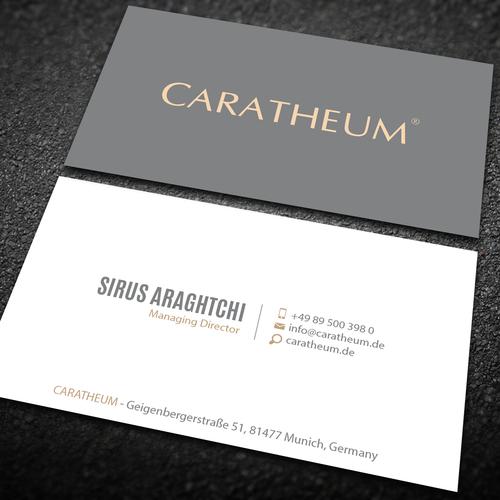 Edle Visitenkarte Für Den Aufstrebenden Online Juwelier