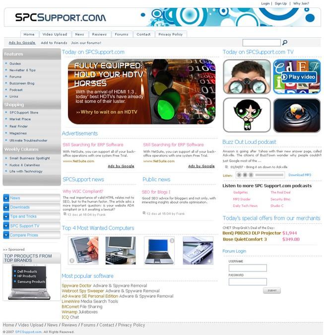 Design vencedor por Aceptz