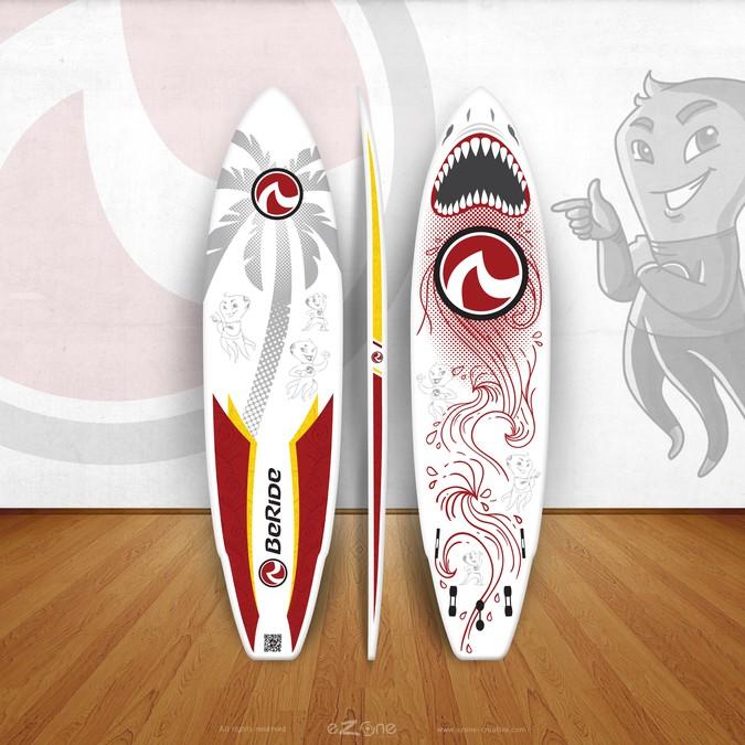 Winning design by Egzon Ymeri