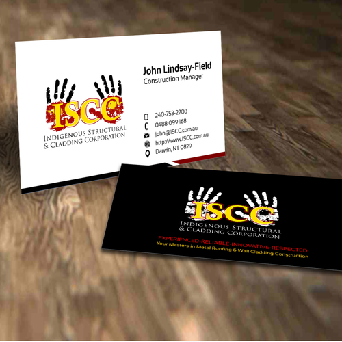 Iscc Needs A New Corporate Look Logo Business Card Contest