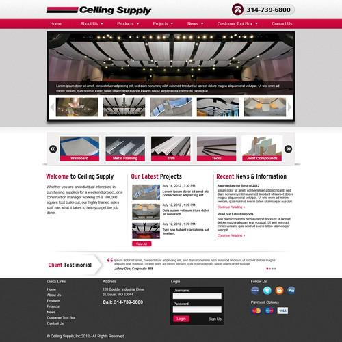 Design finalisti di Mel d'Web Carpenter