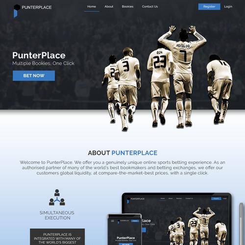 Runner-up design by Zero Pixels
